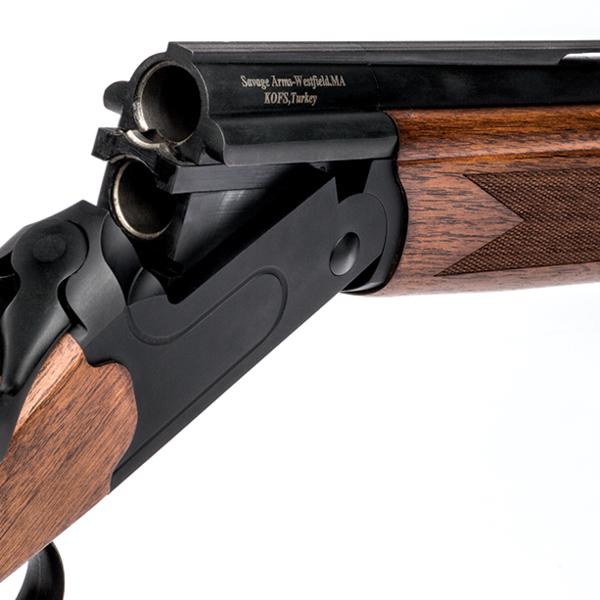 Savage Arms Stevens 555 20 gauge Over & Under, Black, Savage Arms 22166