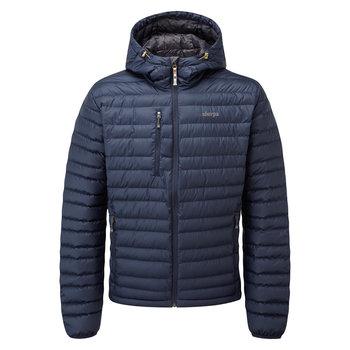 Sherpa Adventure Gear Sherpa Nangpala Hooded Jacket, Men's Large, Rathee Blue