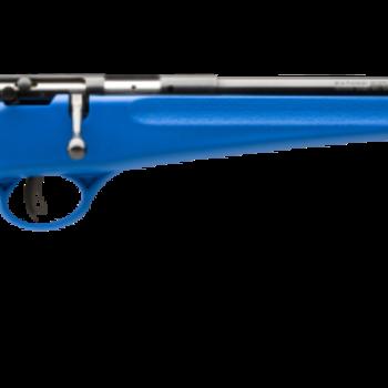 Savage Arms Savage Rascal 22LR Bolt Action, Blue