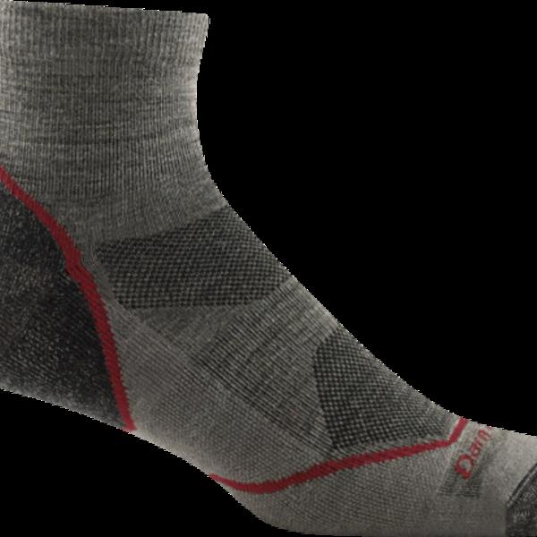 Darn Tough Hike/Trek 1/4 Sock Lightweight with Cushion 1991