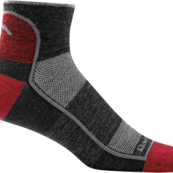 Darn Tough Athletic 1/4 Sock / Lightweight 1715
