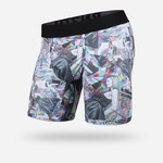 BN3TH BN3TH Entourage Boxer Brief with Ecodry Active Base Layer