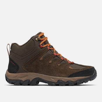 Columbia Footwear Buxton Peak Mid Waterproof