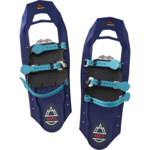 MSR Shift Youth Snowshoes Blue