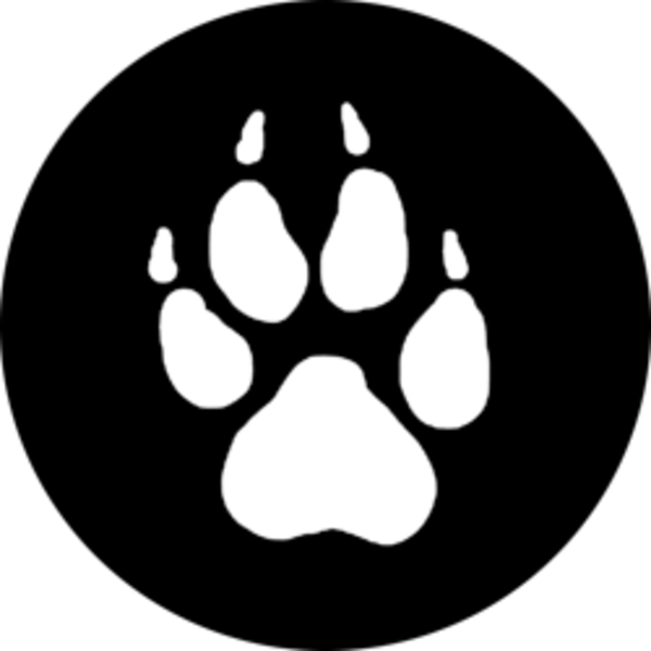 NoSo Patch Wolf Track