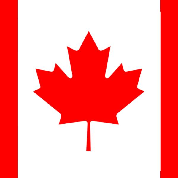 NoSo Patch Canada Flag