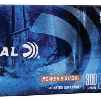 Federal Ammunition 45-70 GOVT Power Shok 300 Gr JSP 20 Rounds Federal 4570AS