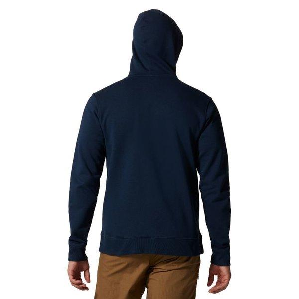 Mountain Hardwear Logo Full Zip Hoody