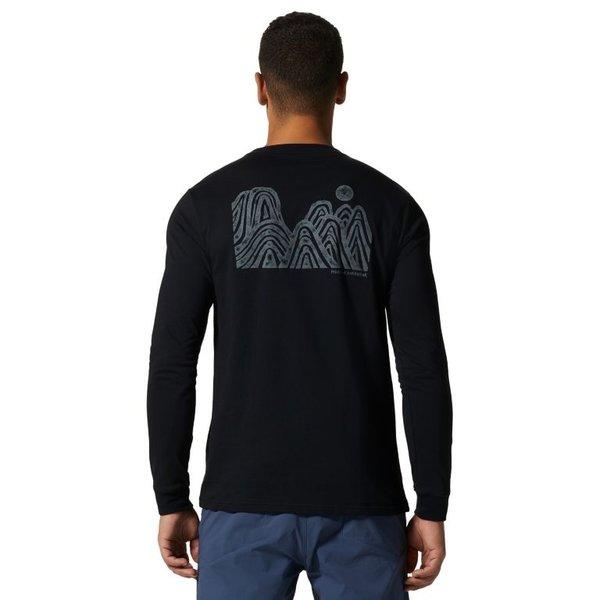 Mountain Hardwear Mountaintops Long Sleeve T
