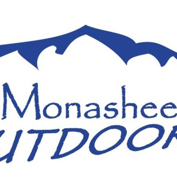 Monashee Outdoors Black Bear in the Mist Hooded Sweatshirt