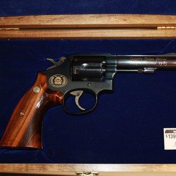 Smith & Wesson Smith & Wesson 10-8 CPS Centennial 38spl Presentation Case, Original Box