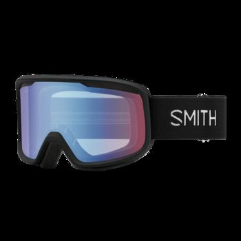Smith Frontier Black / Blue Sensor Mirror