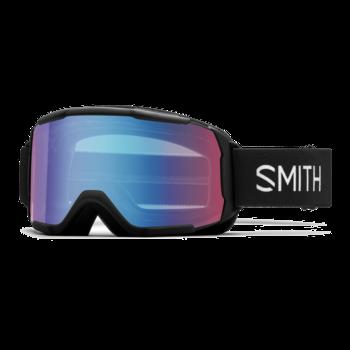 Smith Daredevil Youth Fit Medium - Black / Blue Sensor Mirror