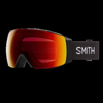 Smith I/O MAG Black / ChromaPop Sun Red Mirror / Storm Yellow Flash