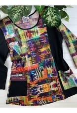 Parsley & Sage Parsley & Sage Frankie Pocket Top, Style 20W212C14