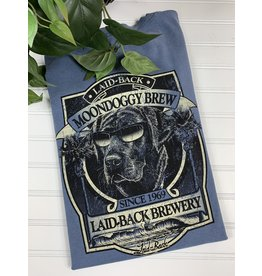 Laid Back Laid Back Black Dog Brew T-Shirt