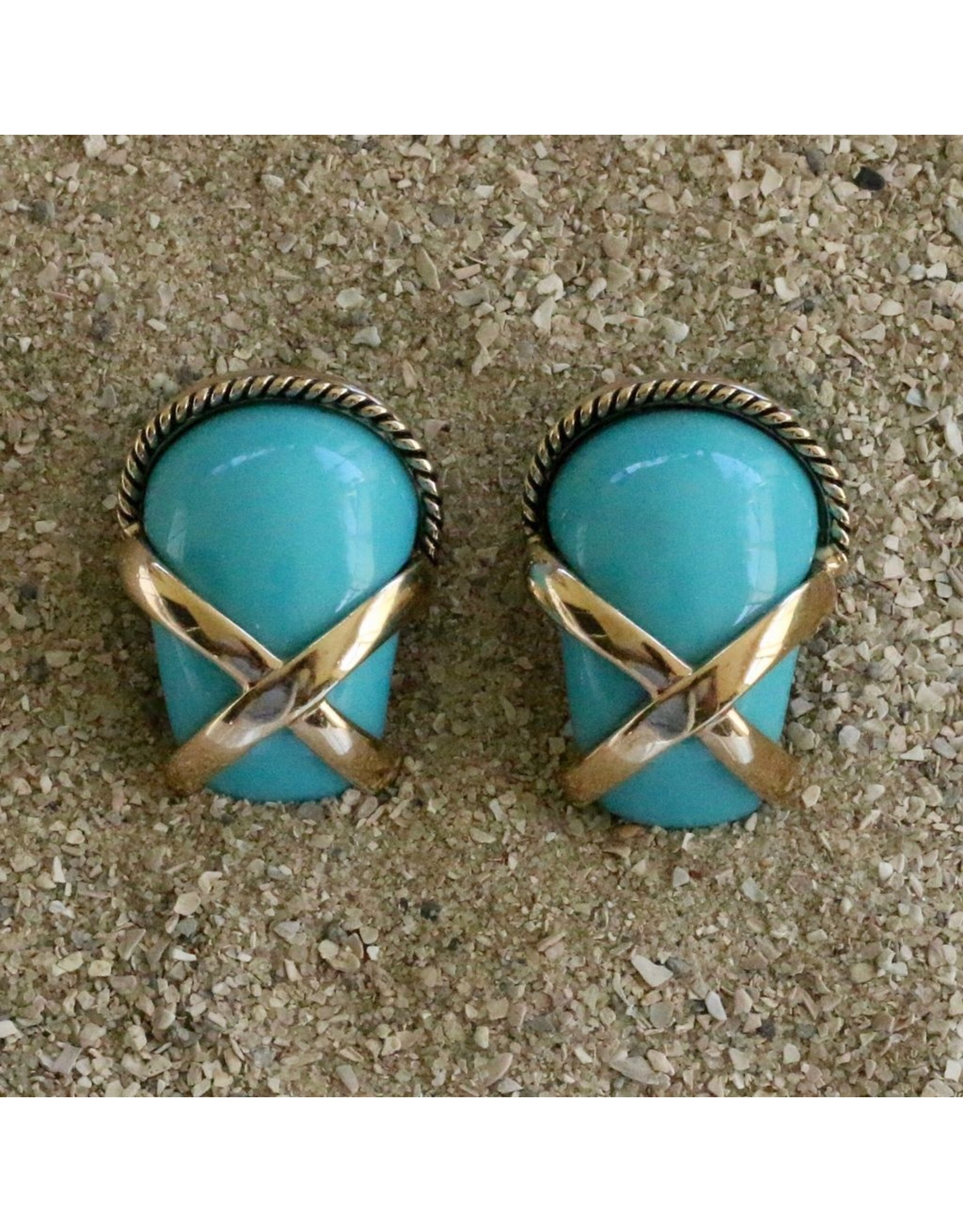 VC Italy VCExclusives: Gold X & Rope Turquoise