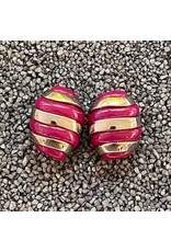VC Italy VCExclusives: Banded Egg / Pink and Gold