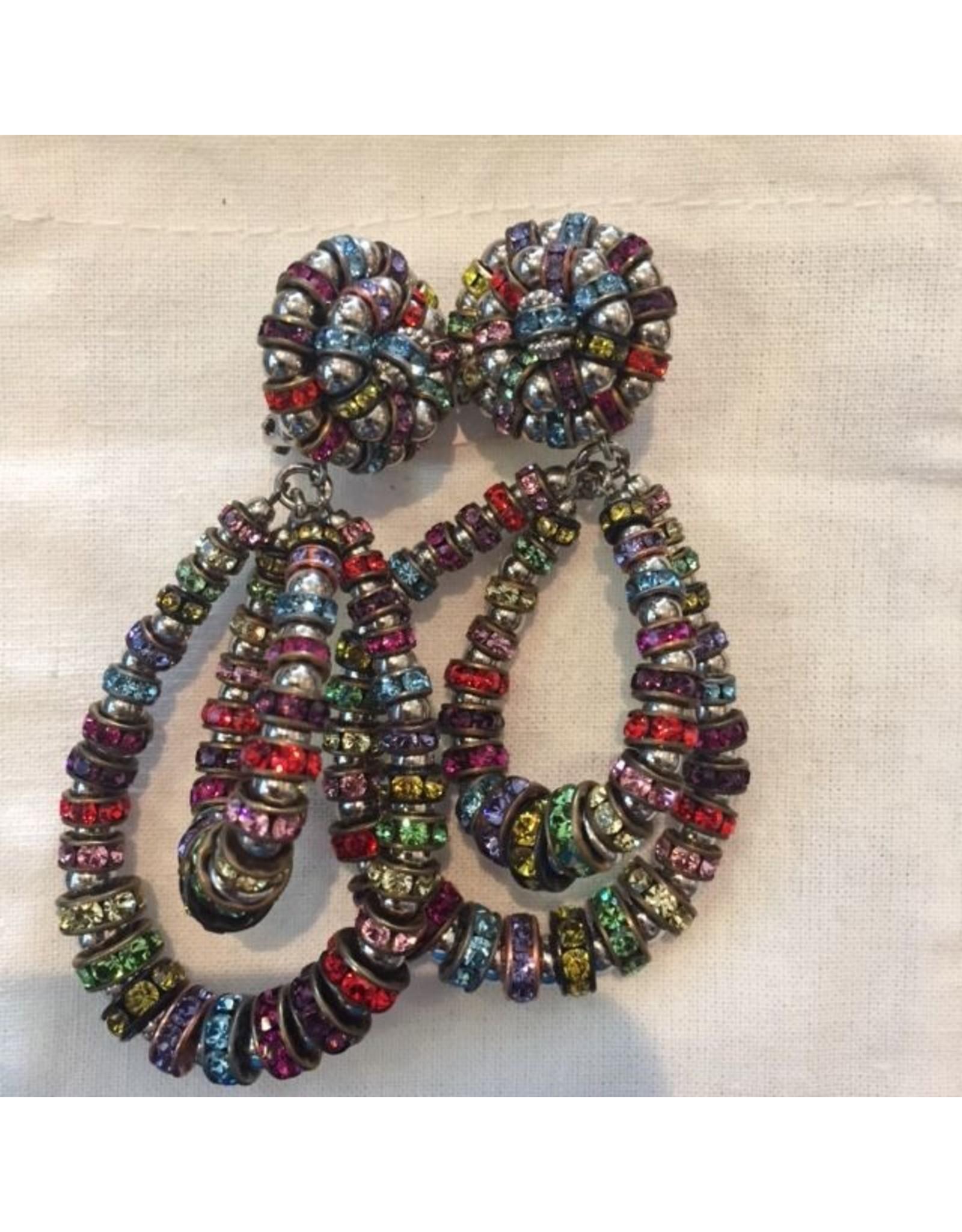 Francoise Montague FMontague: Lolita Multicolor Loops