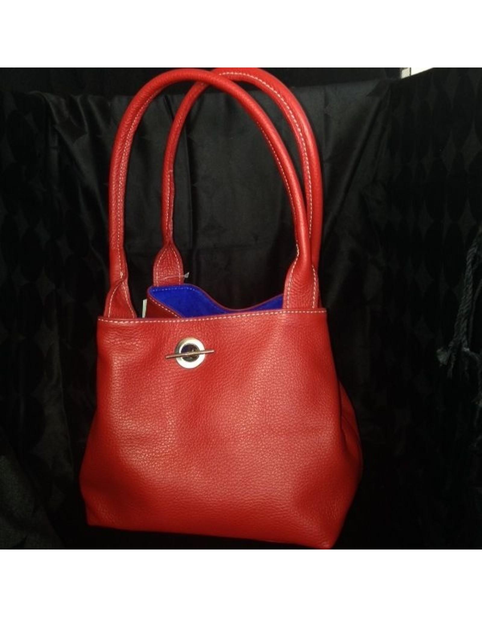 Valentina Cherry Handbag