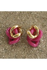 VC Italy VCExclusives: Knots / Hot Pink & Gold