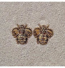 VC Italy VCExclusives: Gold Honeybee Pierced