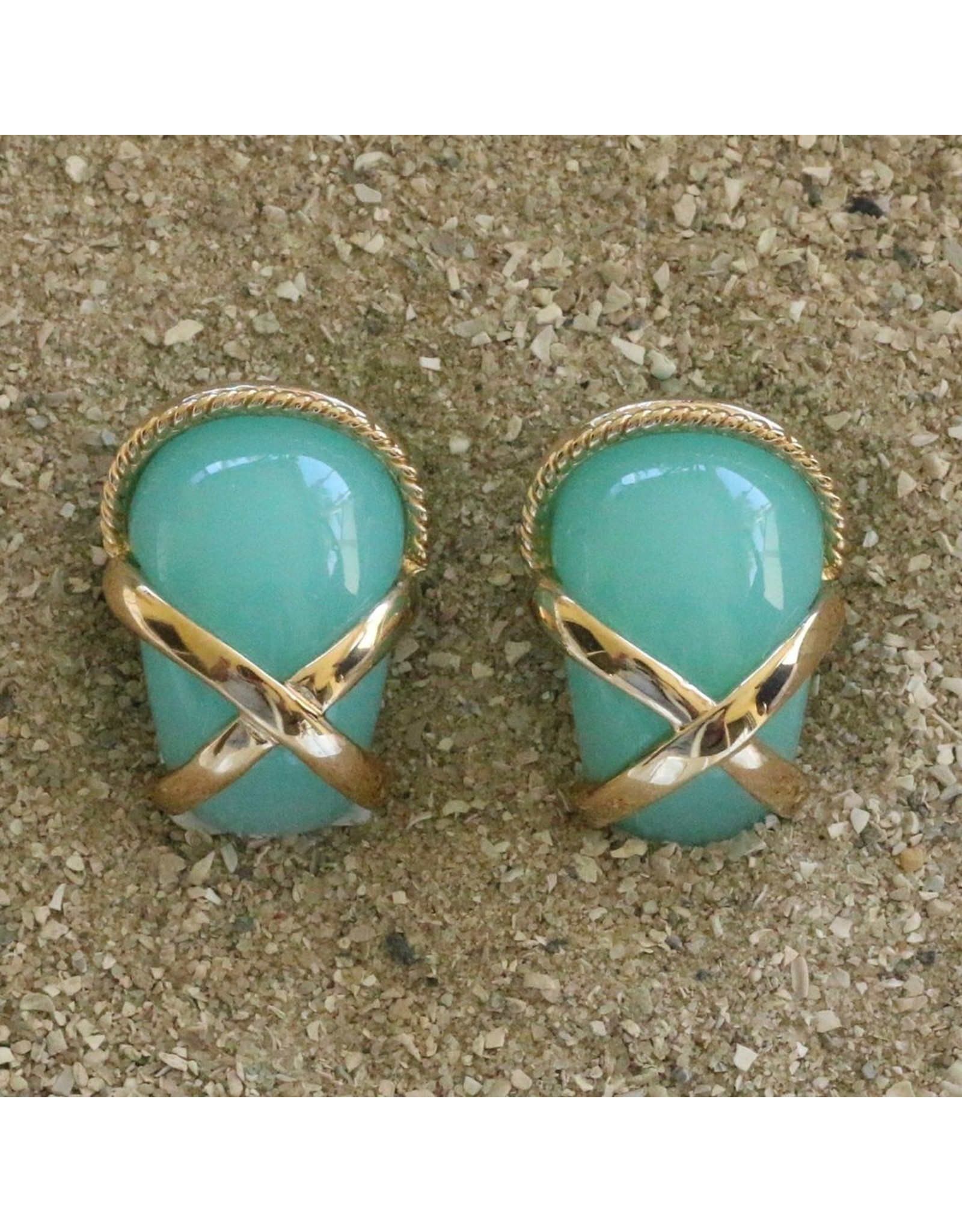 VC Italy VCExclusives: Gold X & Rope Aquamarine
