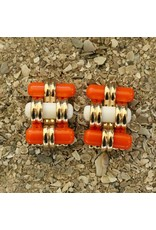 VC Italy VCExclusives: Treads Coral & Ivory