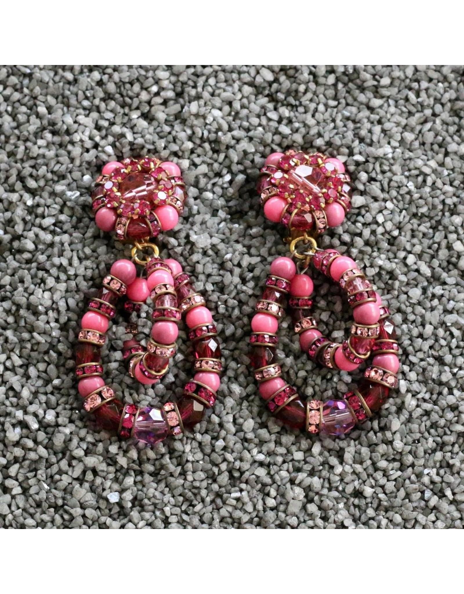 Francoise Montague FMontague: Lolita Pink & Purple Loops