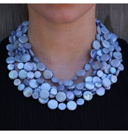 Sea Lily VCExclusives: Chimes Glass Beads Blue