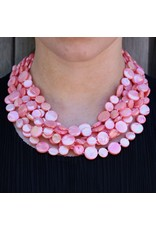 Sea Lily VCExclusives: Chimes Glass Beads Pink
