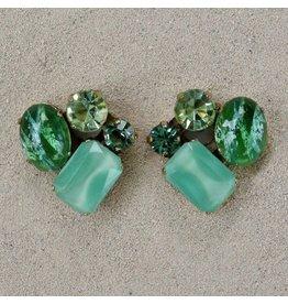 Jean Louis Blin Blinn: Four Stone Green