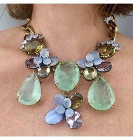 Iradj Moini Couture Iradj: Semi precious Flowers