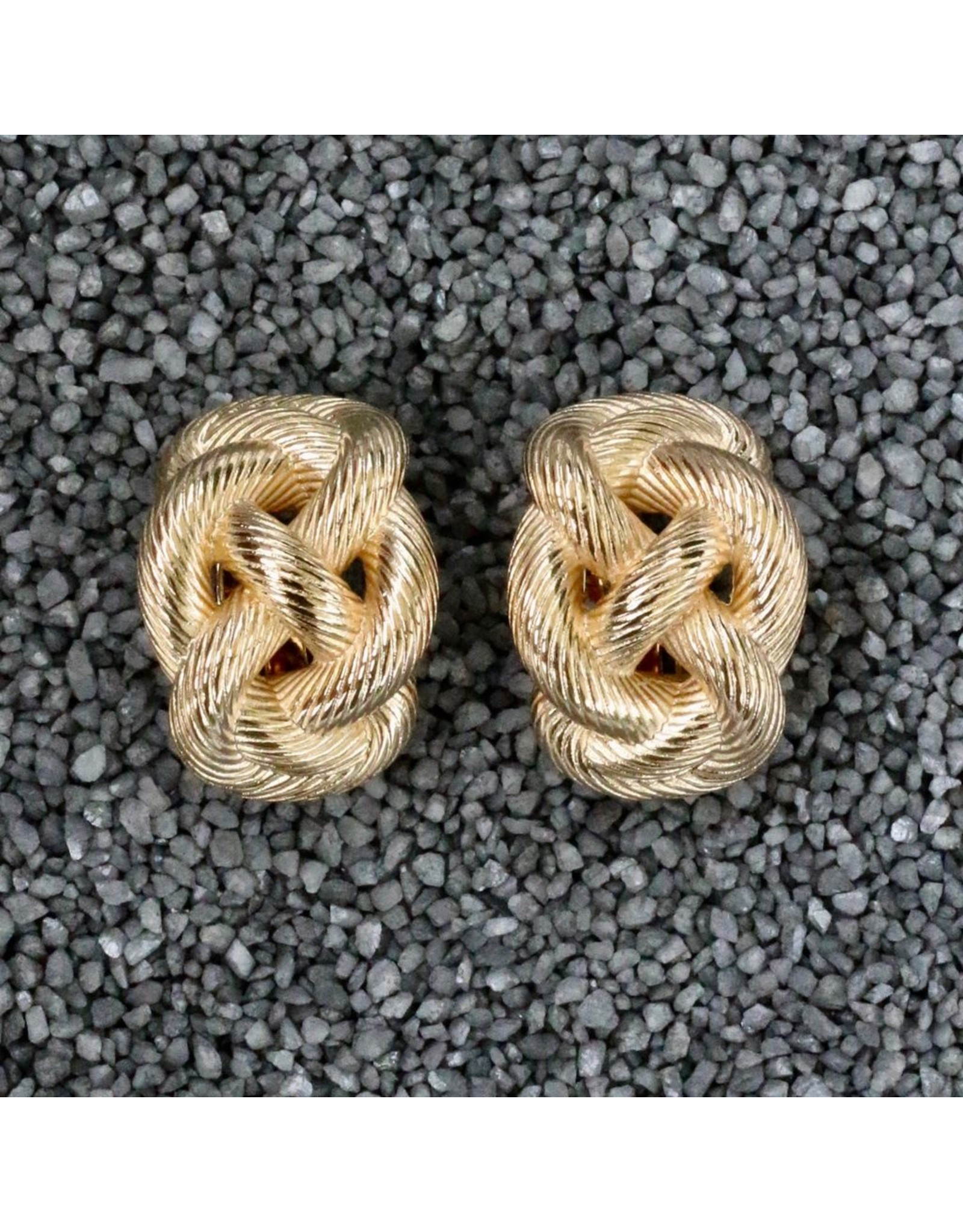 VC Italy Knot Swirl  Gold