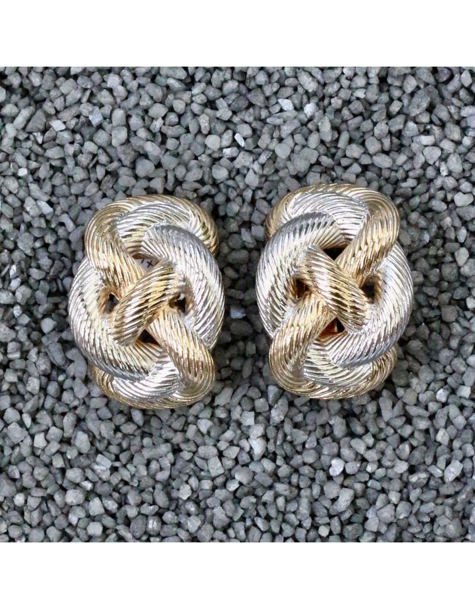 VC Italy VCExclusives: Knot Swirl Gold & Silver
