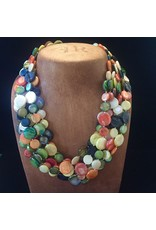 Sea Lily VCExclusives: Chimes Glass Beads Multi Color