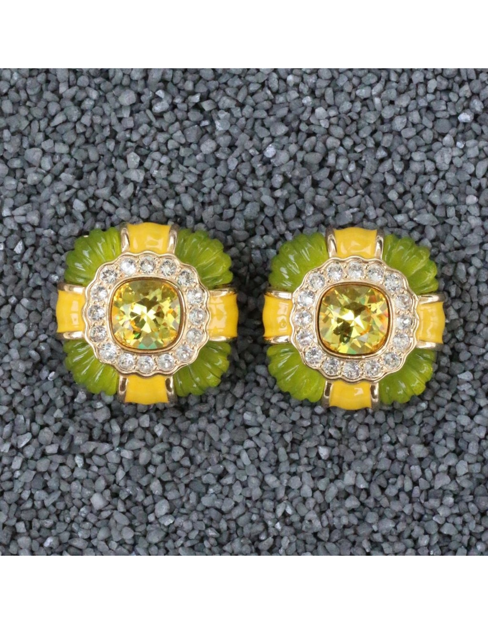 VC Italy VCExclusives: Agnes Topaz Green Yellow