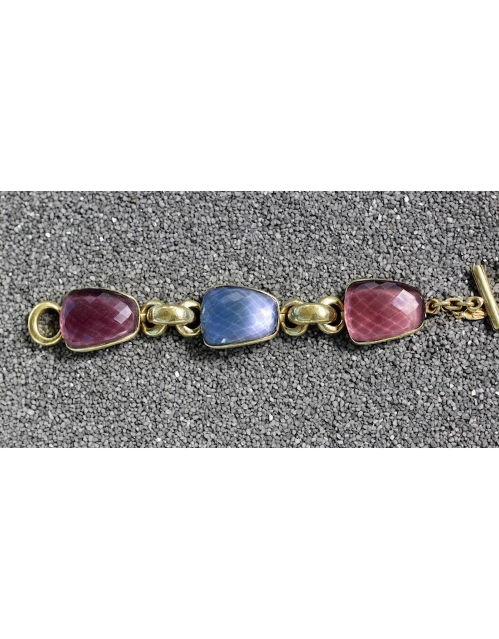 Vaubel Vaubel: Vermeil with Semi Precious Stones