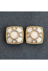 VC Italy Alice Clip Earrings
