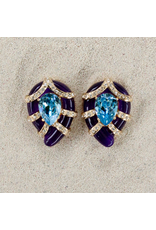 VC Italy VCExclusives: Sandra Aqua and Purple Gold with CZ