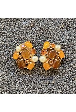 VC Italy VCExclusives: Clusters w/Pearl Accent / Amber & Yellow