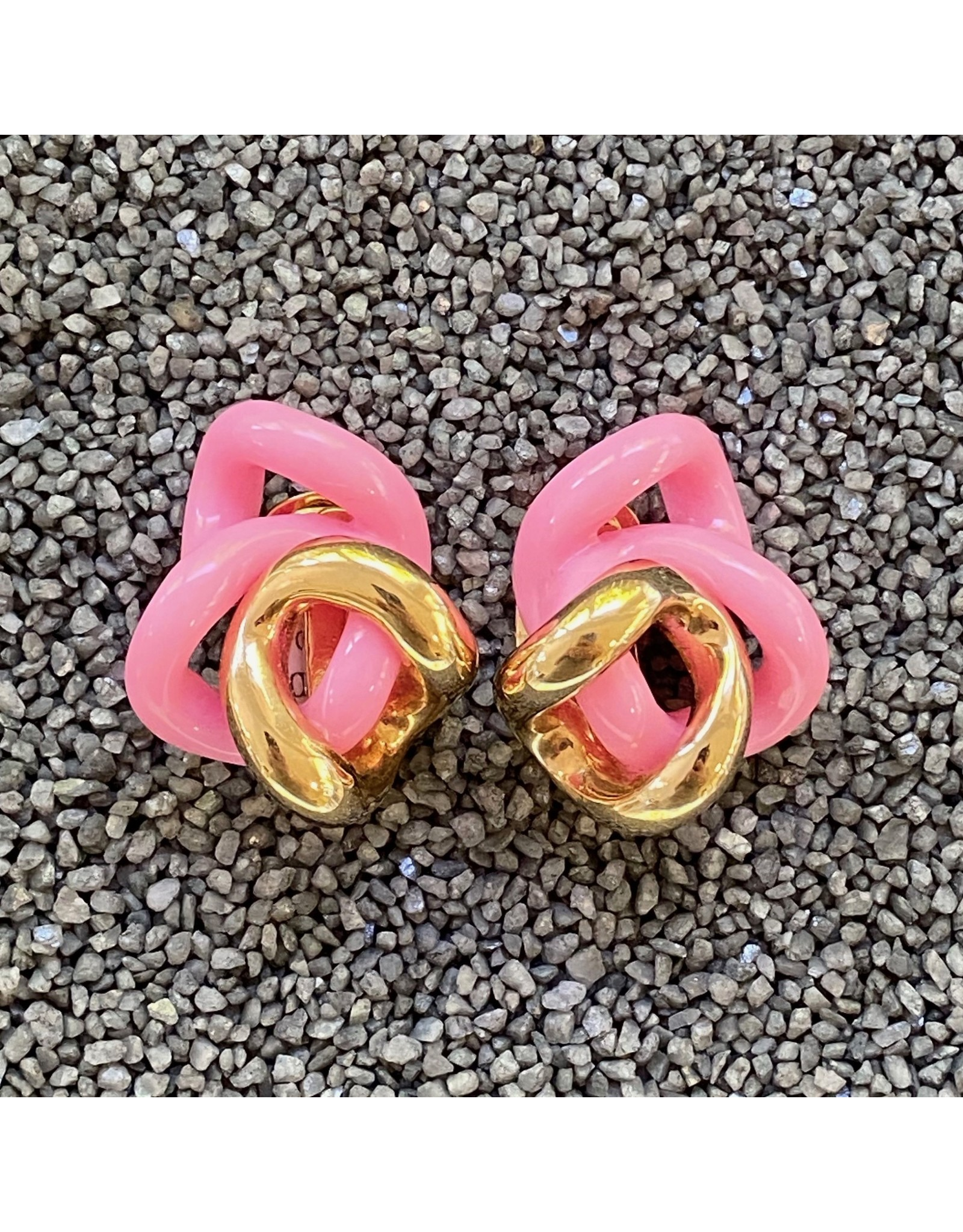 VC Italy VCExclusives: Knots / Pink & Gold