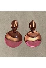 Dominique Denaive Sandy Clip Earring