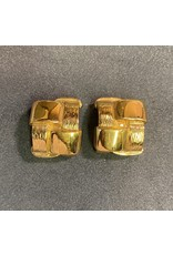 VC Italy Gold Clip Earring