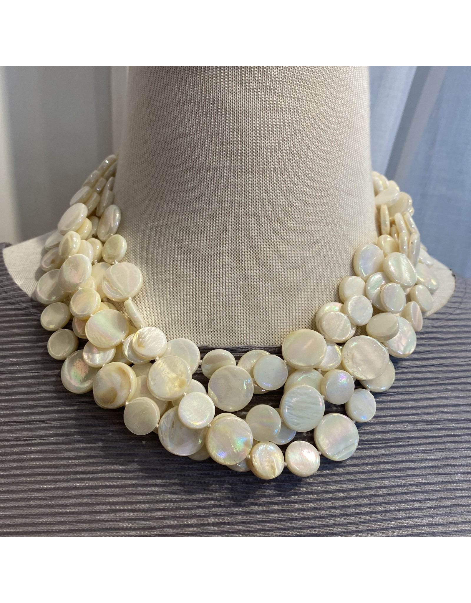 Sea Lily SeaLily: Strands Mother of Pearl
