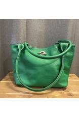 Valentina Lime Handbag