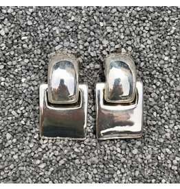 Simon Sebbag Designs sebbag/e2262/silver/square/doorknocker/
