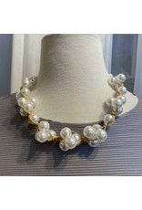 Deborah Grivas Design gri/DN289/14mm/wht/pearl/woven/old gold/string