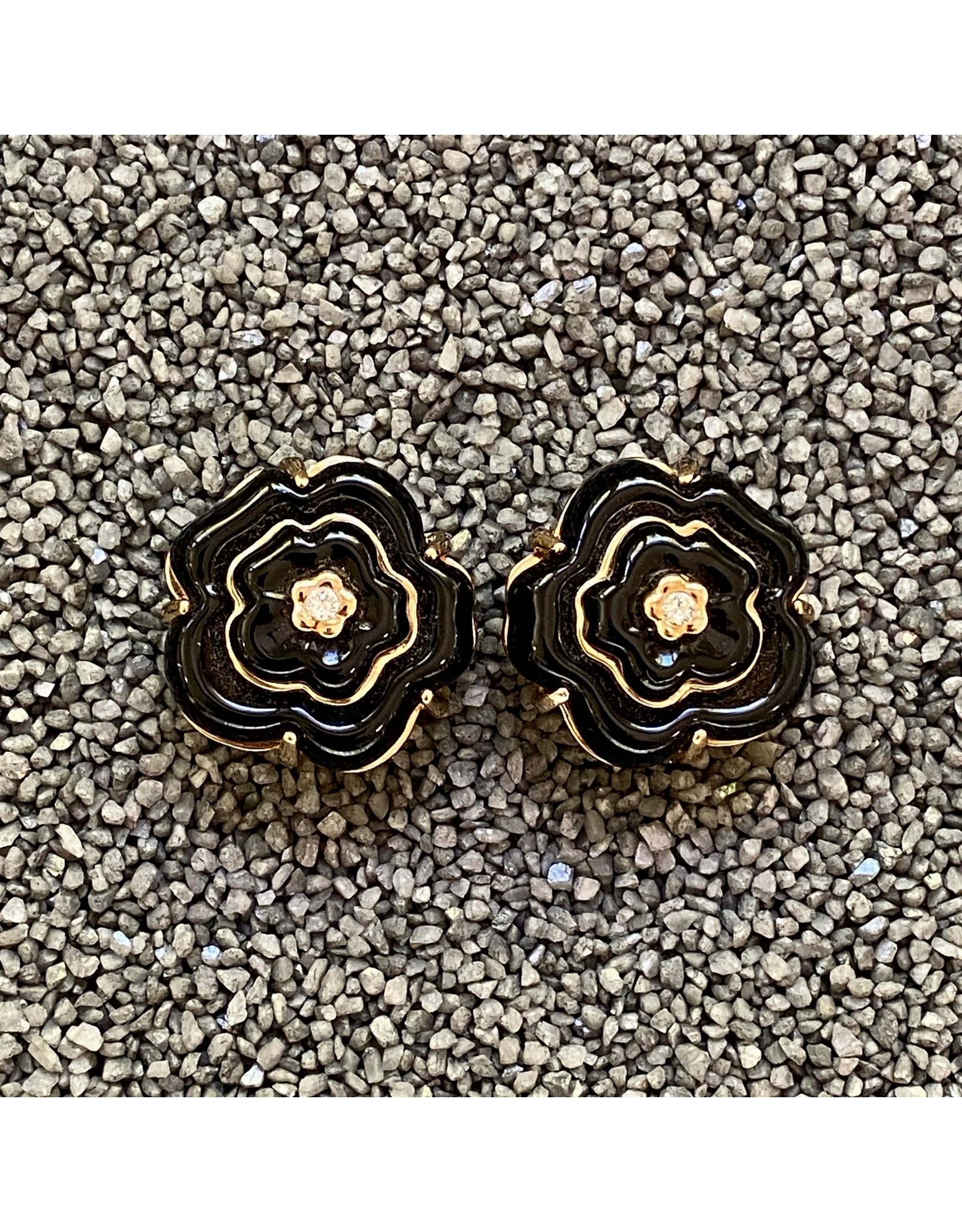 VC Italy rje2375/gld/black/flower