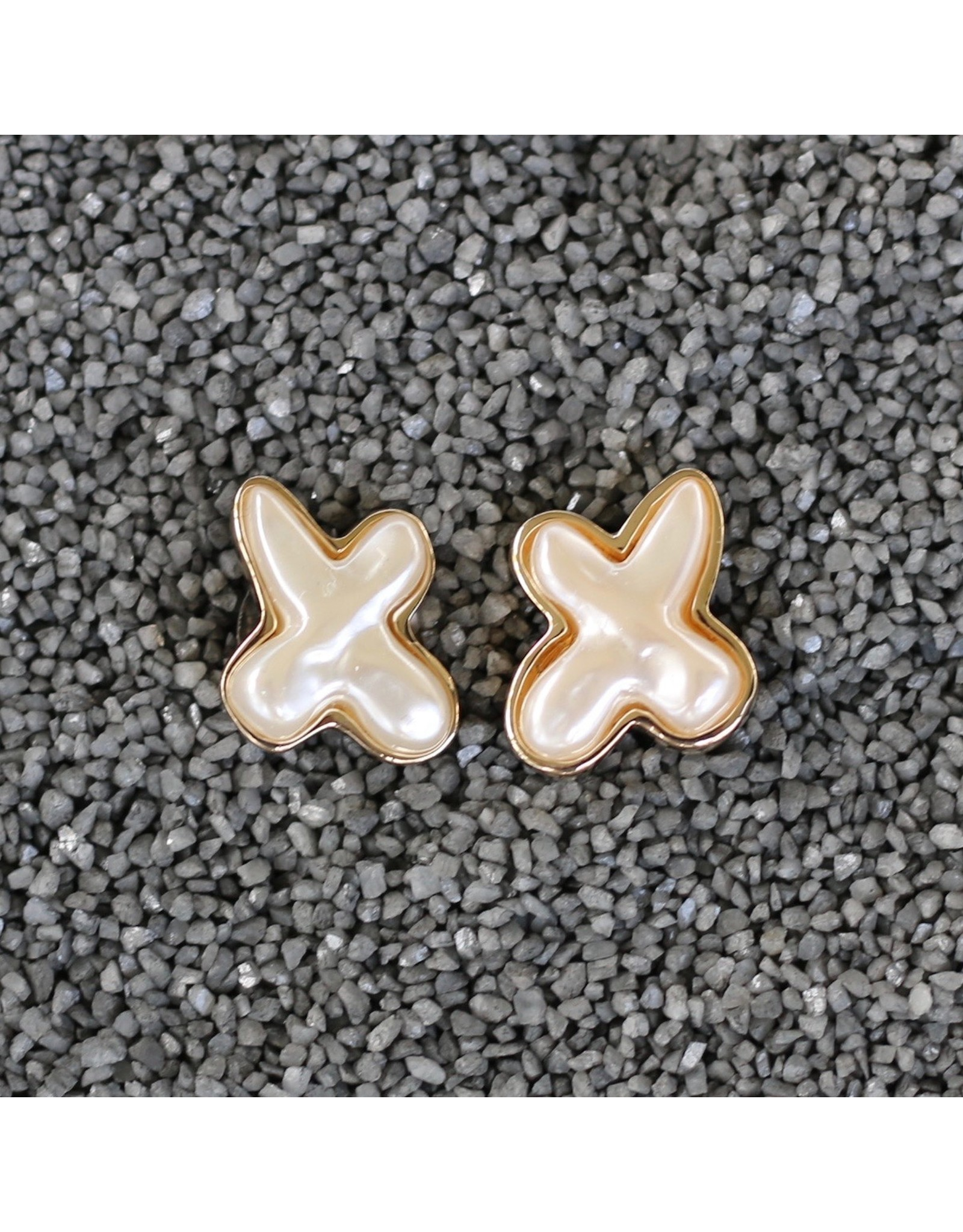 VC Italy X Clip Earring